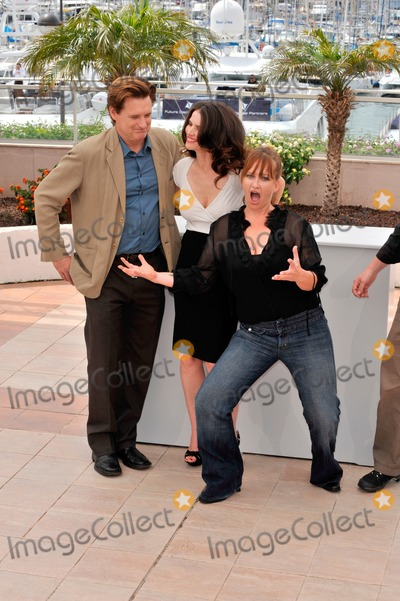 Jennifer Lynch Photo - Julia Ormond  Bill Pullman  director Jennifer Lynch (right) at photocall for their new movie Surveillance at the 61st Annual International Film Festival de CannesMay 21 2008  Cannes FrancePicture Paul Smith  Featureflash