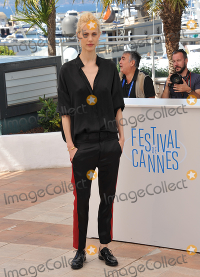 Aymeline Valade Photo - Aymeline Valade at photo call for her movie Saint-Laurent at the 67th Festival de CannesMay 17 2014  Cannes FrancePicture Paul Smith  Featureflash