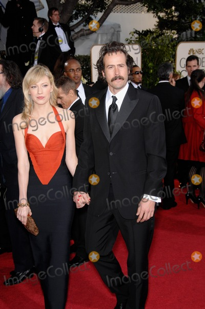 Beth Riesgraf Photo - JASON LEE  BETH RIESGRAF at the 64th Annual Golden Globe Awards at the Beverly Hilton HotelJanuary 15 2007 Beverly Hills CAPicture Paul Smith  Featureflash