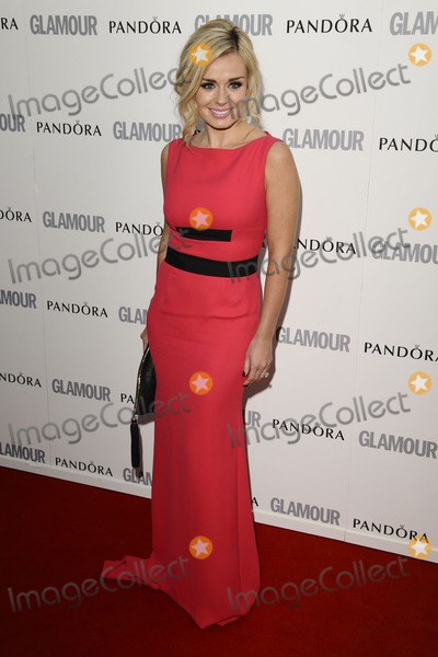 Katherine Jenkins Photo - Katherine Jenkins arriving for the 2011 Glamour Awards Berkeley Square London 07062011 Picture by Steve Vas  Featureflash