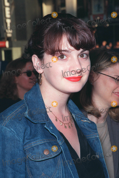 GABBY HOFFMAN Photo - 23JUN99 Actress GABBY HOFFMAN at the world premiere of the animated movie South Park Bigger Longer  Uncut at the Manns Chinese Theatre in Hollywood Paul Smith  Featureflash