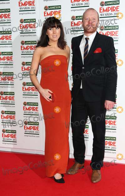 Alice Lowe Photo - Alice Lowe and Steve Oram arrives for the Empire Film Awards 2013 at the Grosvenor House Hotel London 24032013 Picture by Henry Harris  Featureflash