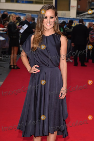 April Pearson Photo - April Pearso arrives for the What We Did On Our Holiday premiere at the Odeon West End Leicester Square London 22092014 Picture by Steve Vas  Featureflash