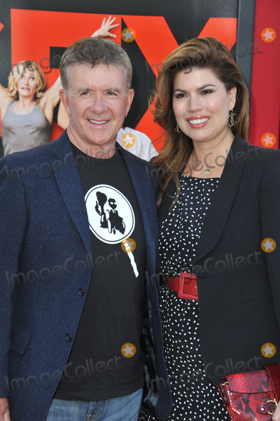 Alan Thicke Photo - Alan Thicke  Tanya Callau at the world premiere of Sex Tape at the Regency Village Theatre WestwoodJuly 10 2014  Los Angeles CAPicture Paul Smith  Featureflash
