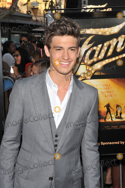 Asher Book Photo - Asher Book at the Los Angeles premiere of his new movie Fame at The Grove Theatre Los AngelesSeptember 23 2009  Los Angeles CAPicture Paul Smith  Featureflash