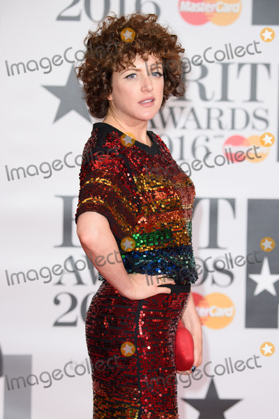 Annie Mac Photo - Annie Mac at The BRIT Awards 2016 at the O2 Arena LondonFebruary 24 2016  London UKPicture Steve Vas  Featureflash