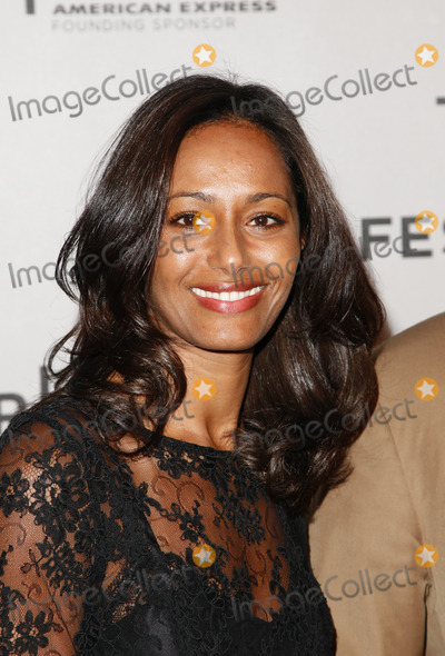 Rula Jebreal Photo - NEW YORK - APRIL 30   Writer Rula Jebreal pictured at the Newlyweds Premiere at the Tribeca Film Festival Closing Night Gala at BMCCTPAC on April 30 2011 in New York City  (Photo by StarMediaImageCollectcom)