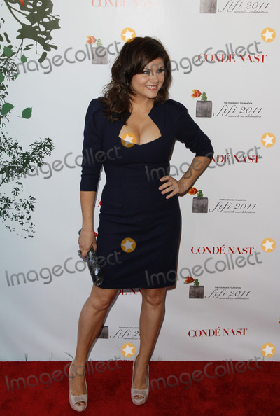 Tiffani Amber Photo - NEW YORK - MAY 25   Tiffani-Amber Thiessen pictured at The Fragrance Foundation 2011 FiFi Awards at The Tent at Lincoln Center on May 25 2011 in New York City  (Photo by StarMediaImageCollectcom)
