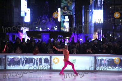 The Specials Photo - January 30 2020 New York New York USA JOHNNY WEIR at the Special Olympics Skating ShowcaseBank of America Winter VillageBryant Park NYCJanuary 30 2020Photos by     Photos Inc (Credit Image  Sonia MoskowitzGlobe Photos via ZUMA Wire)