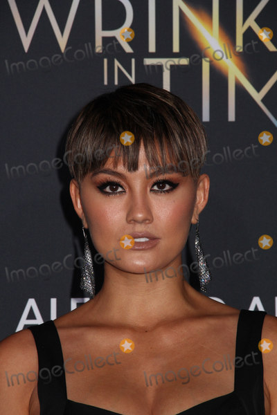 Agnez Mo Photo - Agnez Mo 02262018 The World Premiere of A Wrinkle in Time held at El Capitan Theatre in Los Angeles CA Photo by Izumi Hasegawa  HollywoodNewsWireco