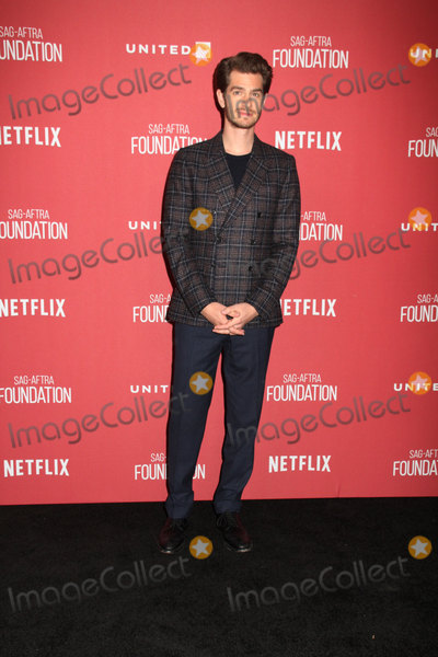 Andrew Garfield Photo - Andrew Garfield 11092017 SAG-AFTRA Foundations Patron of the Artists Awards held at Wallis Annenberg Center for the Performing Arts in Beverly Hills CA Photo by Izumi Hasegawa  HollywoodNewsWireco