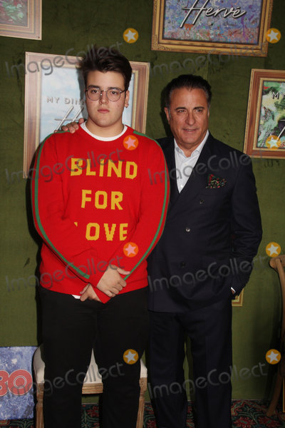 Andres Garcia Photo - Andres Garcia-Lorindo Andy Garcia 10042018 The Los Angeles Premiere of My Dinner with Herve held at Paramount Studios in Los Angeles CA Photo by Izumi Hasegawa  HollywoodNewsWireco