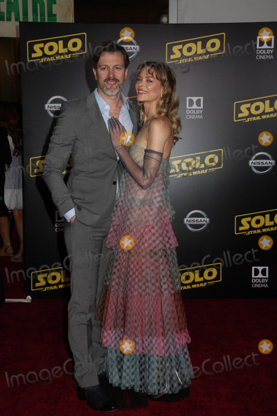 Jaime King Photo - Kyle Newman Jaime King 05102018 The World Premiere of Solo A Star Wars Story held at Hollywood CA Photo by Izumi Hasegawa  HollywoodNewsWireco