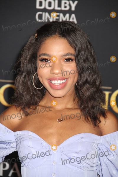 Teala Dunn Photo - Teala Dunn 07092019 The Lion King Premiere held at Dolby Theatre in Hollywood CA Photo by Kazuki Hirata  HollywoodNewsWireco