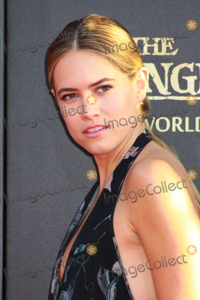 Cody Horn Photo - Cody Horn 04042016 The World Premiere of The Jungle Book held at The El Capitan Theater in Hollywood CA Photo by Izumi Hasegawa  HollywoodNewsWireco