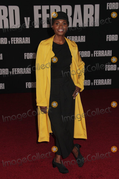 Adina Porter Photo - Adina Porter 11042019 The Special Screening of Ford v Ferrari held at TCL Chinese Theater in Los Angeles CA  Photo by Izumi Hasegawa  HollywoodNewsWireco