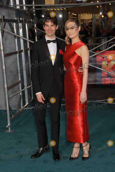 Alex Greenwald Photo - Alex Greenwald Brie Larson 03082017 The Los Angeles Premiere of Kong SKull Island held at the Dolby Theatre in Los Angeles CA Photo by Julian Blythe  HollywoodNewsWireco