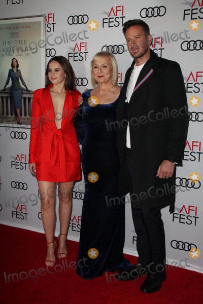Armie Hammer Photo - Felicity Jones Mimi Leder Armie Hammer 11082018 AFI Fest 2018 Opening Night World Premiere Gala Screening of  On the Basis of Sex held at the TCL Chinese Theatre in Los Angeles CA Photo by Izumi Hasegawa  HollywoodNewsWireco