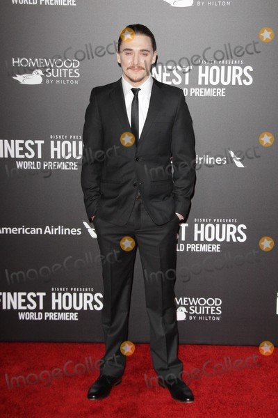 Kyle Gallner Photo - Kyle Gallner 01252016 The Premiere of The Finest Hours held at TCL Chinese Theatre inHollywood CA Photo by Izumi Hasegawa  HollywoodNewsWirenet