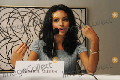 Bianca Santos Photo - Bianca Santos10022016 Priceless Photocall held at the Four Seasons Los Angeles at Beverly Hills in Los Angeles CA Photo by Julian Blythe  HollywoodNewsWireco
