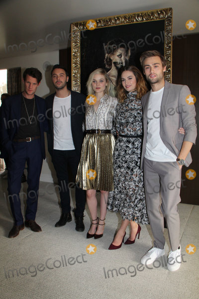 Jack Huston Photo - Matt Smith Jack Huston Bella Heathcote Lily James Douglas Booth 01222016 Pride and Prejudice and Zombies Photocall held at The London West Hollywood in West Hollywood CA Photo by Izumi Hasegawa  HollywoodNewsWirenet