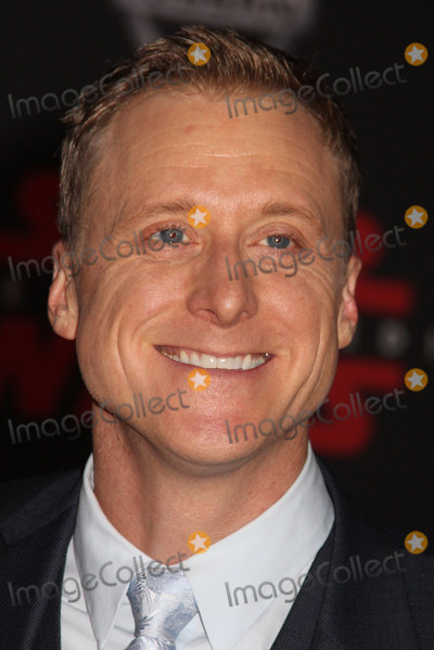 Alan Tudyk Photo - Alan Tudyk 12092017 The World Premiere of Lucasfilms Star Wars The Last Jedi held at Shrine Auditorium in Los Angeles CA Photo by Izumi Hasegawa  HollywoodNewsWireco