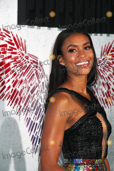 Annie Ilonzeh Photo - Annie Ilonzeh 08282018 The World Premiere of Peppermint held at the Regal Cinemas LA Live in Los Angeles CA Photo by Izumi Hasegawa  HollywoodNewsWireco