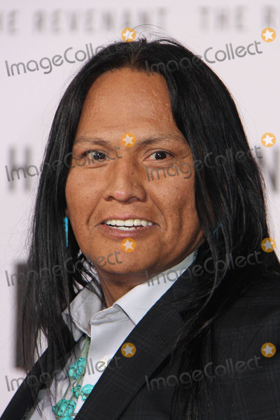 Arthur Redcloud Photo - Arthur Redcloud 12162015 The Revenant Premiere held at the TCL Chinese Theatre in Hollywood CA Photo by Kazuki Hirata  HollywoodNewsWirenet