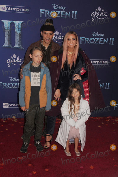 Ashlee Simpson Photo - Bronx Wentz Evan Ross Ashlee Simpson Jagger Snow11072019 The World Premiere of Frozen 2 held at the Dolby Theatre in Los Angeles CA Photo by Izumi Hasegawa  HollywoodNewsWireco