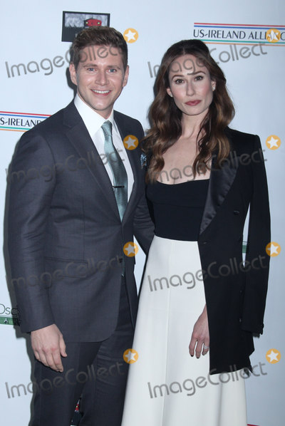 Allen Leech Photo - Allen Leech Jessica Blair 02212019 The 14th Annual Oscar Wilde Awards held at Bad Robot in Santa  MonicaCA Photo by Hiro Katoh  HollywoodNewsWireco