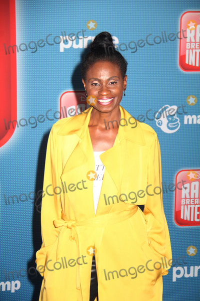 Adina Porter Photo - Adina Porter 11052018 The World Premiere of Ralph Breaks the Internet held at El Capitan Theatre in Los Angeles CA Photo by Hiro Katoh  HollywoodNewsWireco