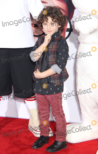 August Maturo Photo - August Maturo 03052014 The Mr Peabody  Sherman Premiere held at the Regency Village Theatre in Westwood CA Photo by Denzel John  HollywoodNewsWirenet