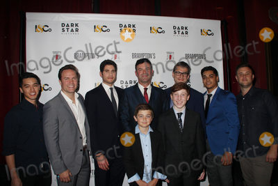 Alex Russell Photo - Carlin James Scott Porter Michael Doneger Kevin Linehan Alex Russell Felnando Vega Carter Hastings 10172018 The Los Angeles premiere of Bramptons Own held at Laemmle Fine Arts in Beverly Hills CA Photo by Hiro Katoh  HollywoodNewsWireco
