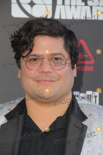 Harvey Guillen Photo - Harvey Guillen 09132019 The 45th Annual Saturn Awards held at the Avalon Hollywood in Los Angeles CAPhoto by Yurina Abe  HollywoodNewsWireco