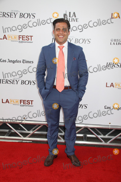 Joseph Russo Photo - Joseph Russo 06192014 Los Angeles Film Festival 2014 Premiere of Jersey Boys held at Regal Cinemas LA Live Stadium 14 in Los Angeles CA Photo by Izumi Hasegawa  HollywoodNewsWirenet