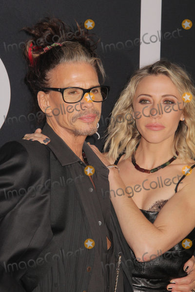 Steven Tyler Photo - Steven Tyler Aimee Preston 09182019 Ad Astra Special Screening held at Cinerama Dome in Los Angeles CA Photo by Izumi Hasegawa  HollywoodNewsWireco