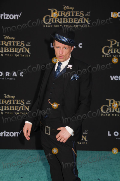 Alexander Scheer Photo - Alexander Scheer 05182017 The US Premiere of Pirates of the Caribbean Dead Men Tell No Tales held at the Dolby Theatre in Los Angeles CA Photo by Izumi Hasegawa  HollywoodNewsWireco