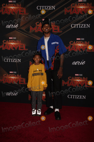 Nick Young Photo - Nick Young 03042019 The World Premiere of Captain Marvel held at the El Capitan Theatre in Los Angeles CA Photo by Izumi Hasegawa  HollywoodNewsWireco