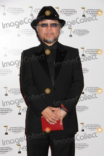 Yoshihiko Dai Photo - Yoshihiko Dai 01282014 2014 International 3D and Advanced Imaging Society Creative Arts Awards held at Warner Bros Studio Burbank CA Photo by Denzel John  HollywoodNewsWirenet