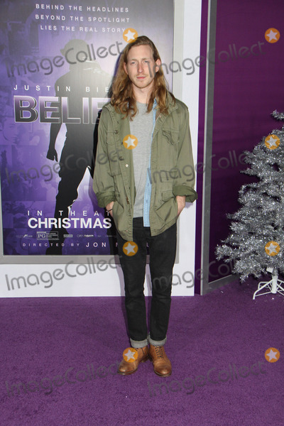 Asher Roth Photo - Asher Roth 12182013 Justin Biebers Believe World Premiere held at Regal Cinemas LA Live in Los Angeles CA Photo by Izumi Hasegawa  HollywoodNewsWirenet
