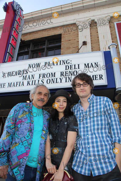 Ayako Fujitani Photo - Pepe Serna Ayako Fujitani Dave Boyle 03282015 Man from Reno Opening Weekend photo call held at Laemmle Royal in West Los Angeles CA Photo by Izumi Hasegawa  HollywoodNewsWirenet