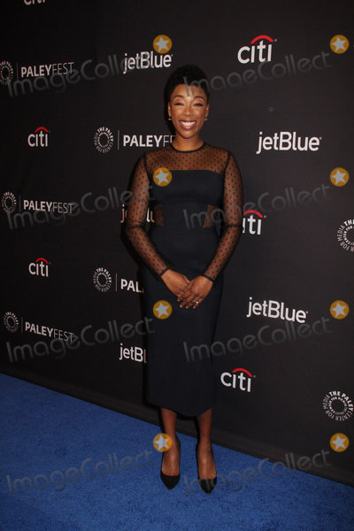 Samira Wiley Photo - Samira Wiley 03182017 PaleyFest 2018 The Handmaids Tale held at The Dolby Theatre in Hollywood CA Photo by Izumi Hasegawa  HollywoodNewsWireco