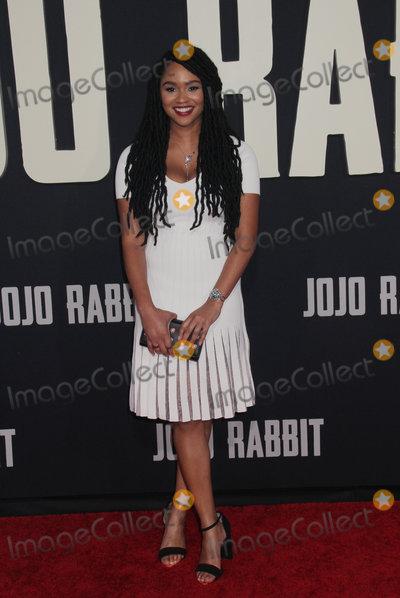 Tanisha Long Photo - Tanisha Long 10152019 The Los Angeles Premiere of Jojo Rabbit held at the Hollywood American Legion Post 43 in Los Angeles CA Photo by Izumi Hasegawa  HollywoodNewsWireco