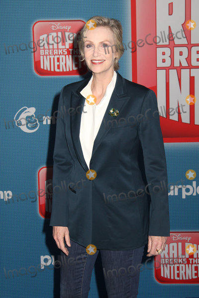 Jane Lynch Photo - Jane Lynch 11052018 The World Premiere of Ralph Breaks the Internet held at El Capitan Theatre in Los Angeles CA Photo by Hiro Katoh  HollywoodNewsWireco
