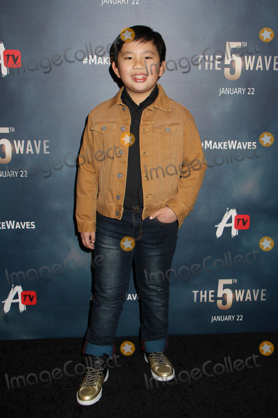 Albert Tsai Photo - Albert Tsai 01142016 The 5th Wave Special Screening held at the Pacific Theatres at the Grove in Los Angeles CA Photo by Kazuki Hirata  HollywoodNewsWirenet