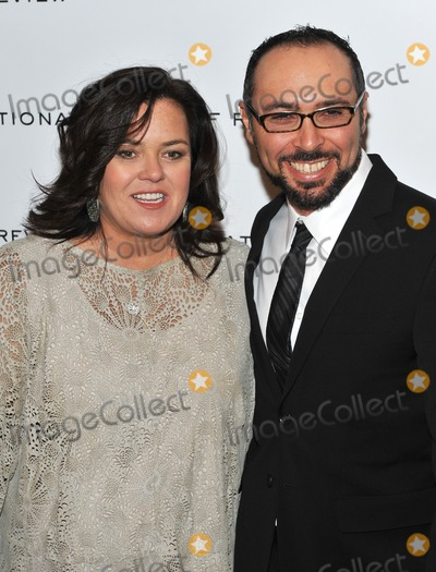 Yoav Potash Photo - January 10 2012  Rosie ODonnell and Yoav Potash (R) attend the National Board of Review Awards Gala at Cipriani 42nd Street on January 10 2012 in New York City