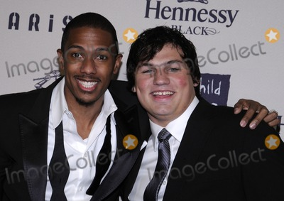 Nick Ryan Photo - October 15 2009  Nick Cannon and Ryan Jackson (R) attend the Keep A Child Alives 6th annual Black Ball in New York City