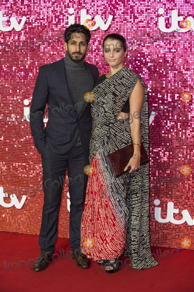 Amrita Acharia Photo - London UK Sagar Radia (L) and Amrita Acharia  at  the ITV Gala held at the London Palladium on November 9 2017 in London EnglandRef LMK386-J1110-101117Gary MitchellLandmark MediaWWWLMKMEDIACOM