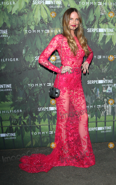 Alicia Rountree Photo - London UK  Alicia Rountree  at The Serpentine Gallery Summer Party at Kensington Gardens London 6th July 2016 Ref LMK73-60819-070716Keith MayhewLandmark Media WWWLMKMEDIACOM