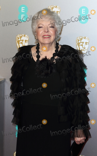 Thelma Schoonmaker Photo - London UK Thelma Schoonmaker at EE British Academy Film Awards at the Royal Albert Hall Kensington London on Sunday February 10th 2019Ref LMK73-J4345-110219Keith MayhewLandmark Media WWWLMKMEDIACOM